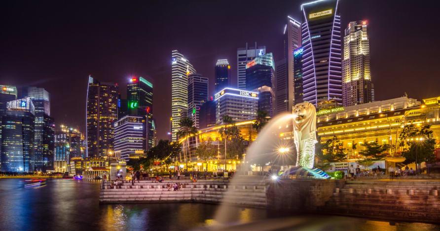 Hazardní hry v Singapuru