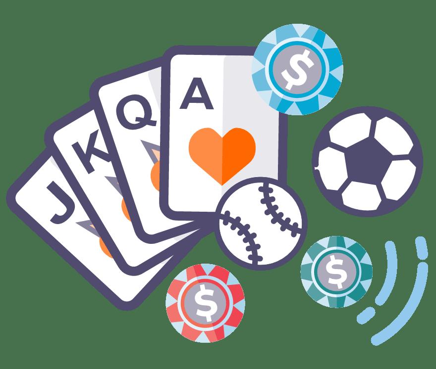 Hrajte Sports Betting Online -Top 8 nejvýše platící Online Kasinos 2021