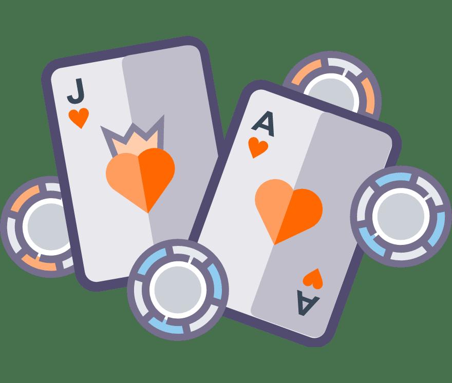Hrajte Blackjack Online -Top 83 nejvýše platící Online Kasinos 2021