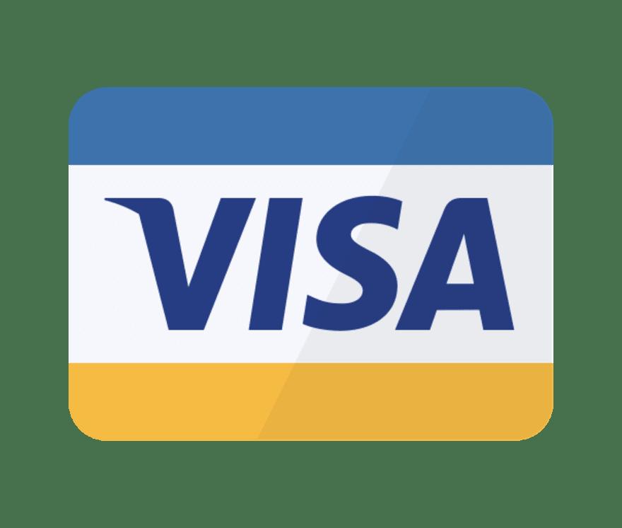 Top 131 Visa Online kasinos 2021 -Low Fee Deposits