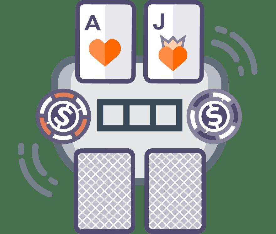 Hrajte Casino Hold'em Online -Top 33 nejvýše platící Online Kasinos 2021
