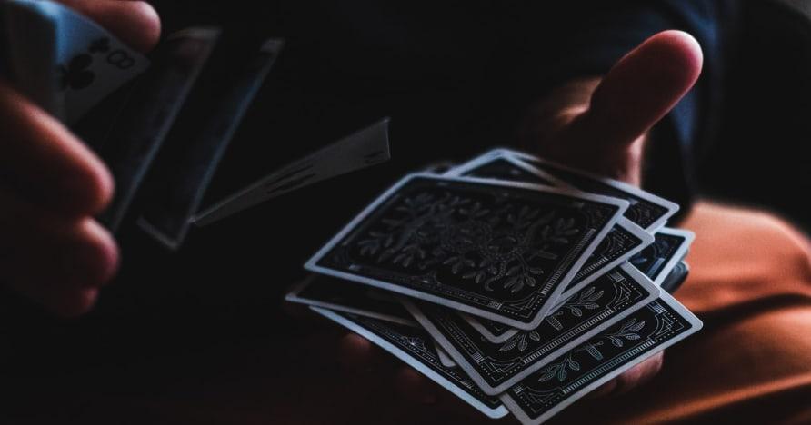 Průvodce pro začátečníky po blufování v pokeru