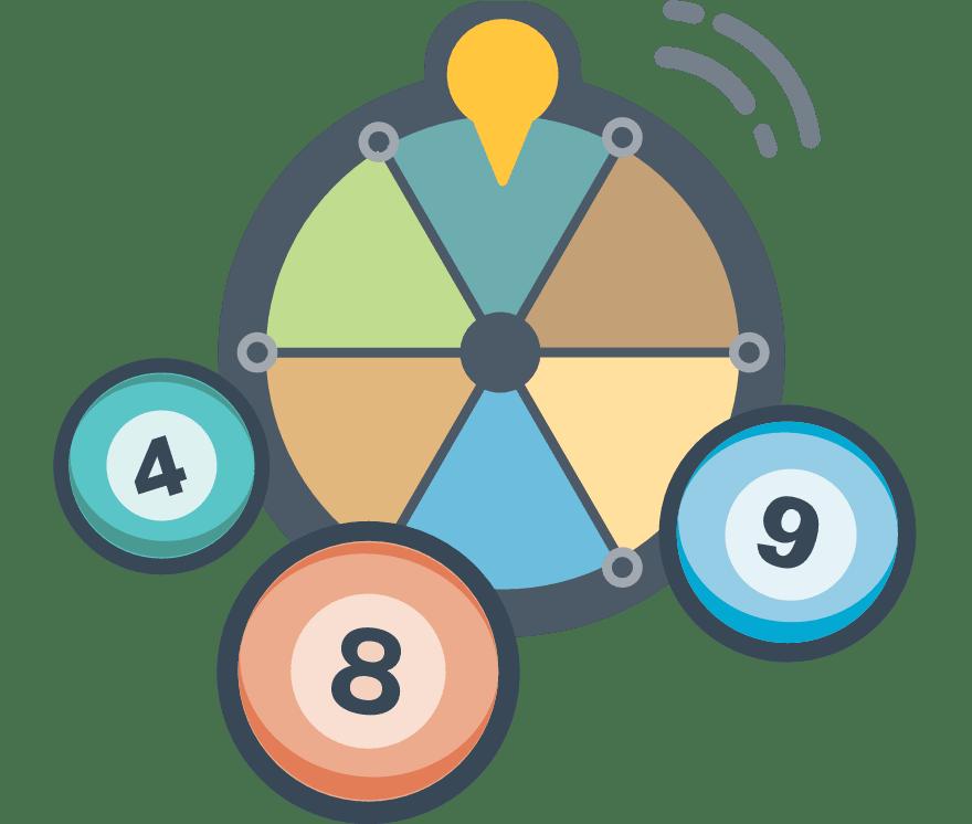 Hrajte Loterie Online -Top 6 nejvýše platící Online Kasinos 2021