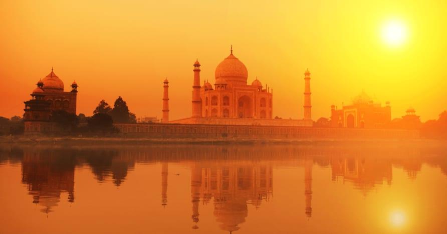 Zákonnost indických online kasin