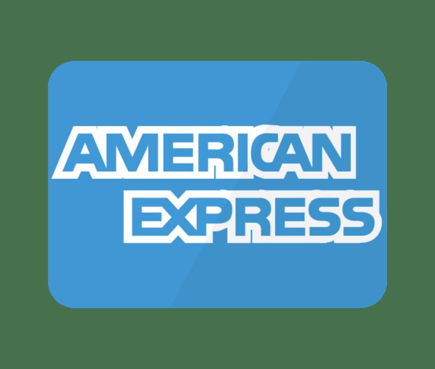 Top 10 American Express Online kasinos 2021 -Low Fee Deposits