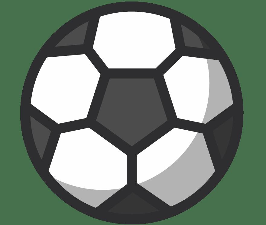 Hrajte Football Betting Online -Top 20 nejvýše platící Online Kasinos 2021