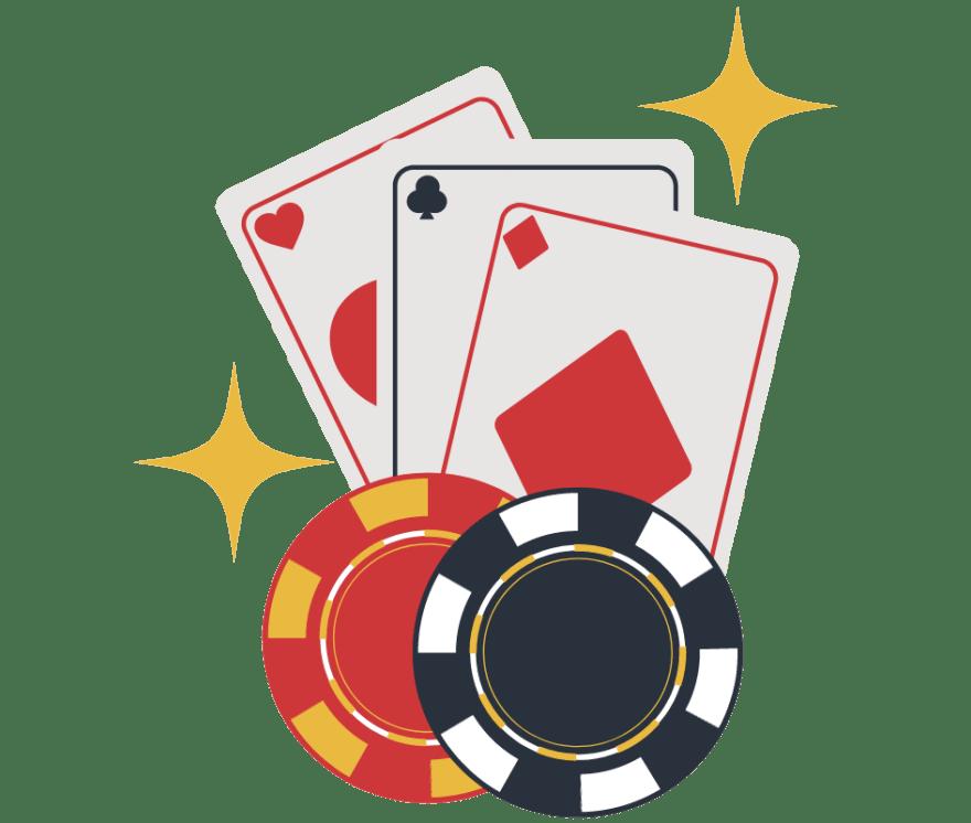 Hrajte Blackjack Online -Top 132 nejvýše platící Online kasinos 2021