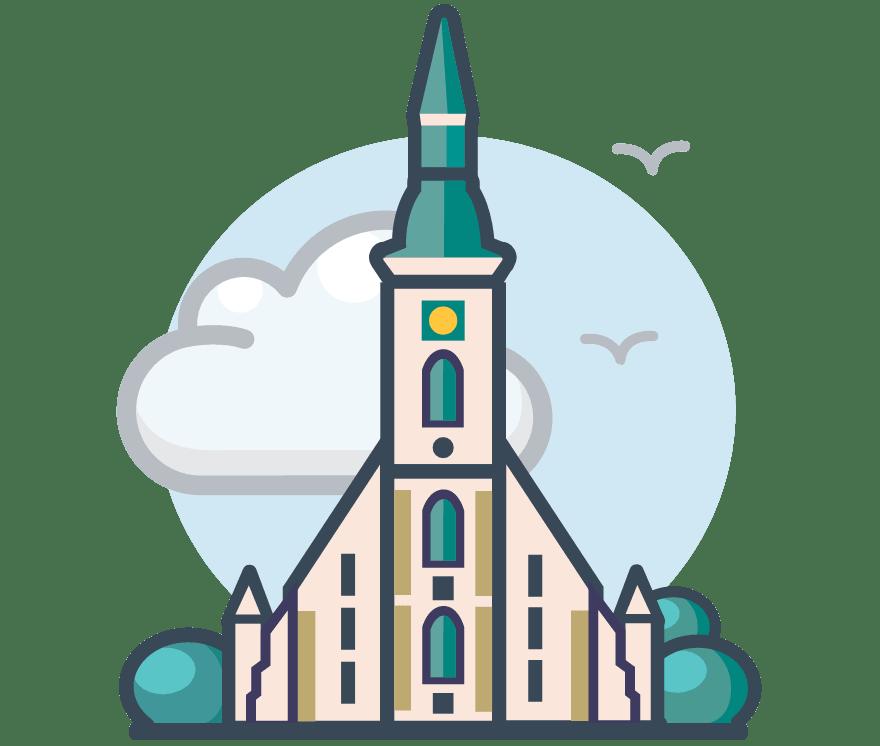 Nejlepší 14 Online Kasinos v Slovensko 2021