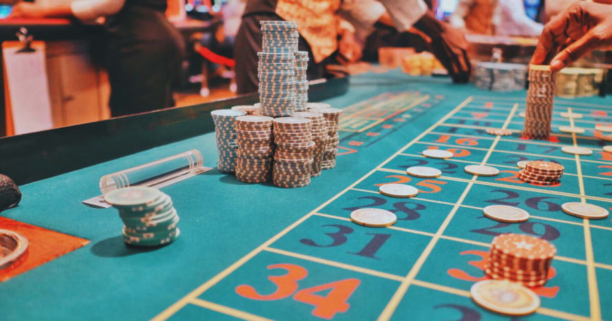 5 Nejoblíbenější kasinové hry