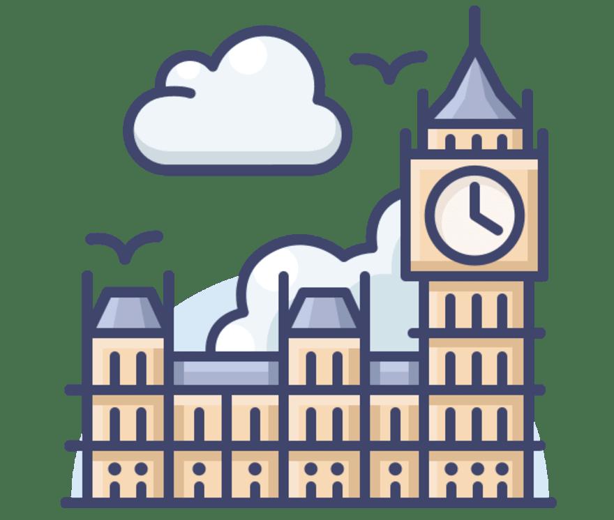 Nejlepší 14 Online Kasinos v Spojené království 2021