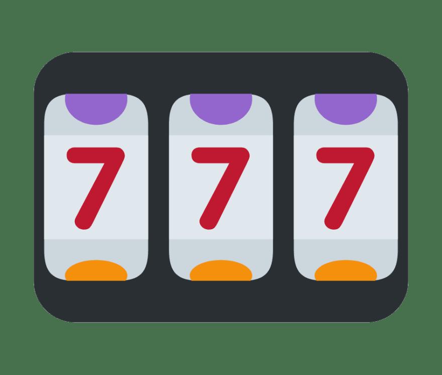 Hrajte Slots Online -Top 139 nejvýše platící Online kasinos 2021
