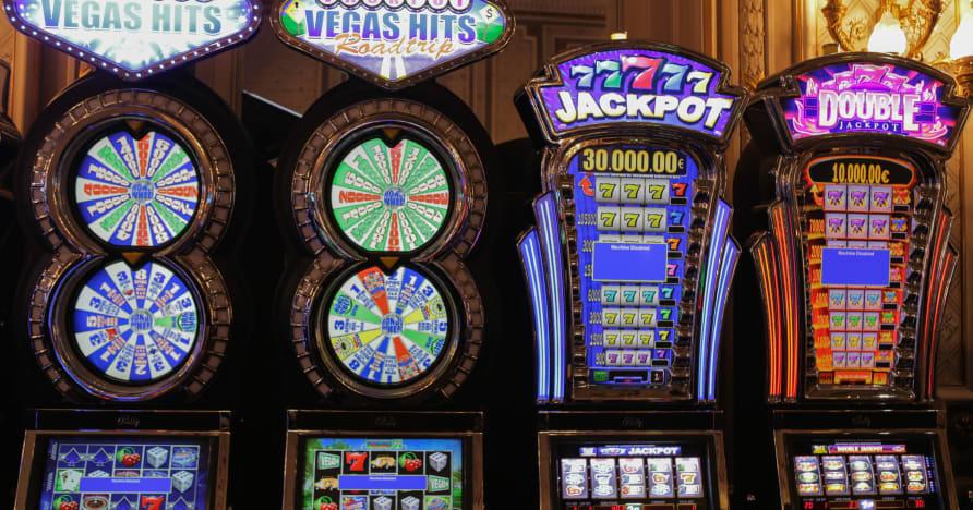Hrací automaty, které pumpují bohatství