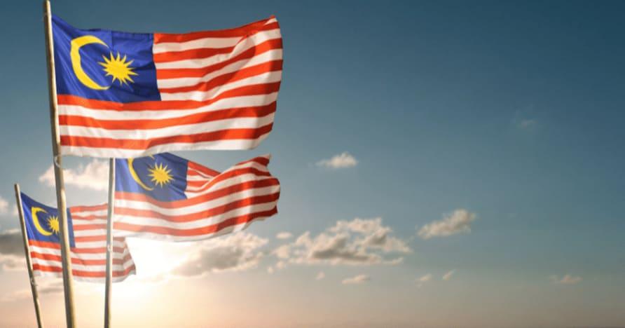 Růst online hazardních her v Malajsii