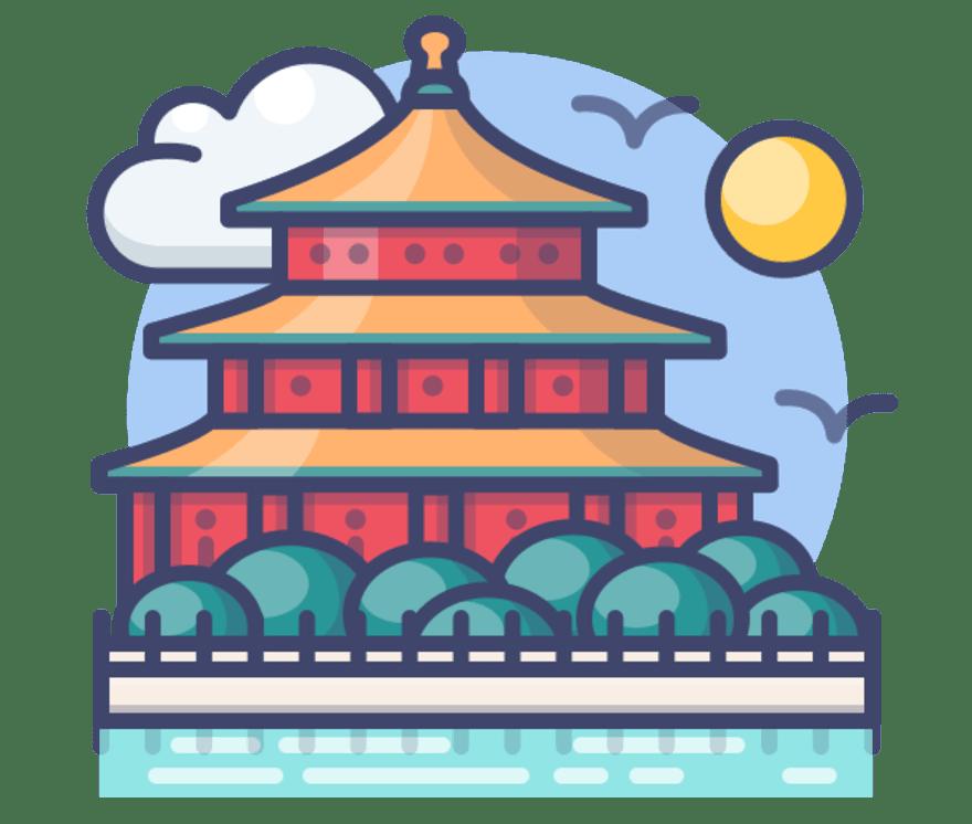 Nejlepší 28 Online kasinos v Čína 2021