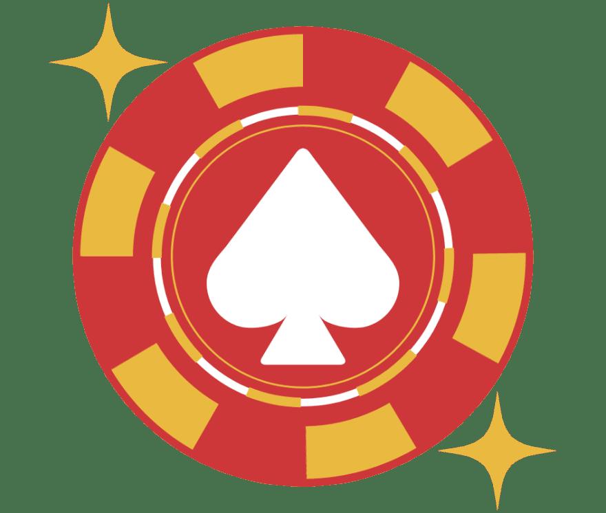 Hrajte Texas Holdem Online -Top 42 nejvýše platící Online kasinos 2021