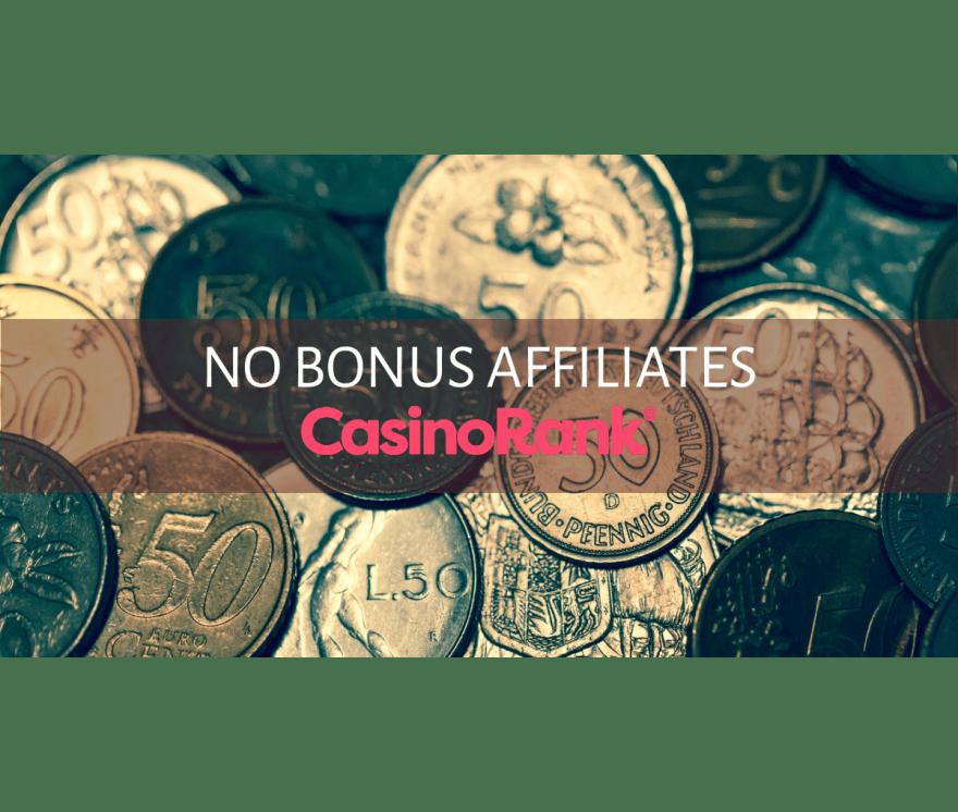 Nejlepší No Bonus Affiliates Online Kasinos