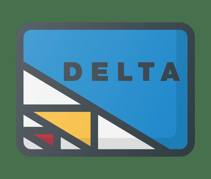 Top  Delta Online Kasinos 2021 -Low Fee Deposits