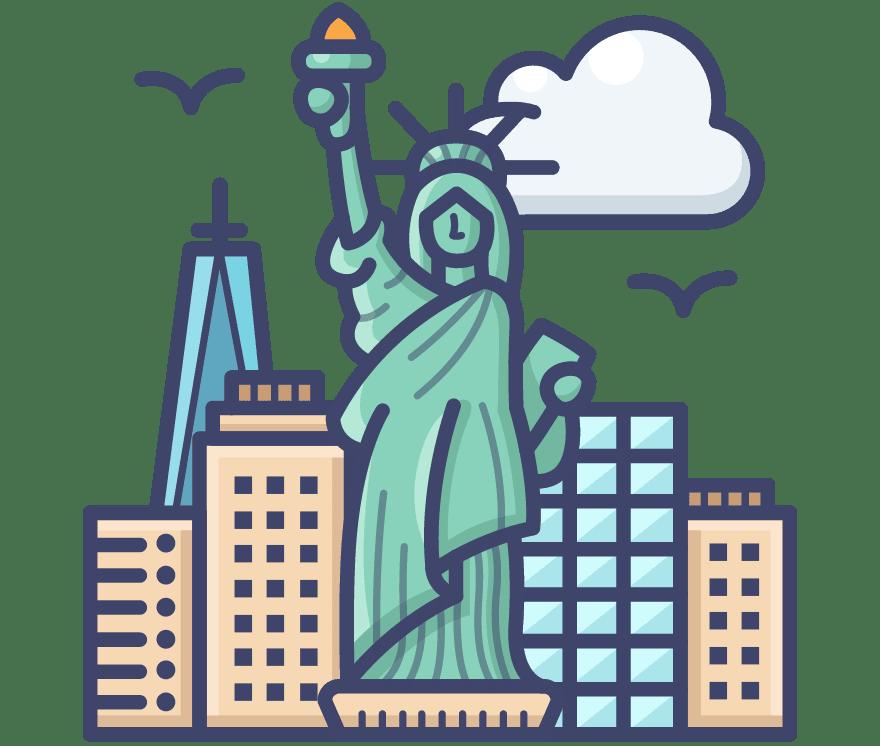 Nejlepší 9 Online Kasinos v Spojené státy 2021