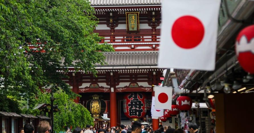 Výběr nejlepšího online kasina v Japonsku
