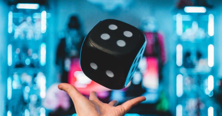Rizikové prvky a hrana domu v online kasinovém hraní