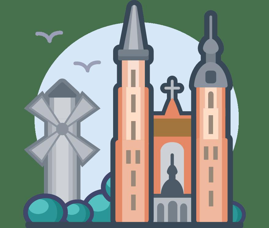 Nejlepší 34 Online Kasinos v Polsko 2021