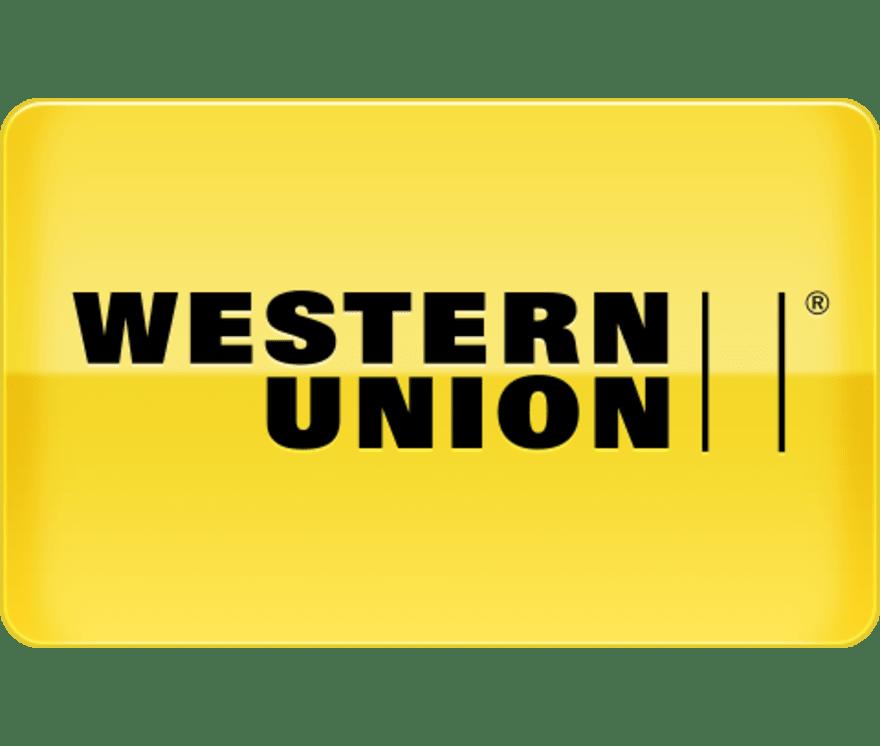Top 1 Western Union Online Kasinos 2021 -Low Fee Deposits