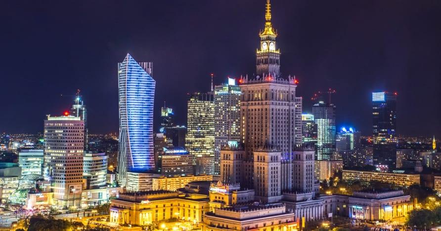 Polská online kasina: internetové hazardní hry v Polsku