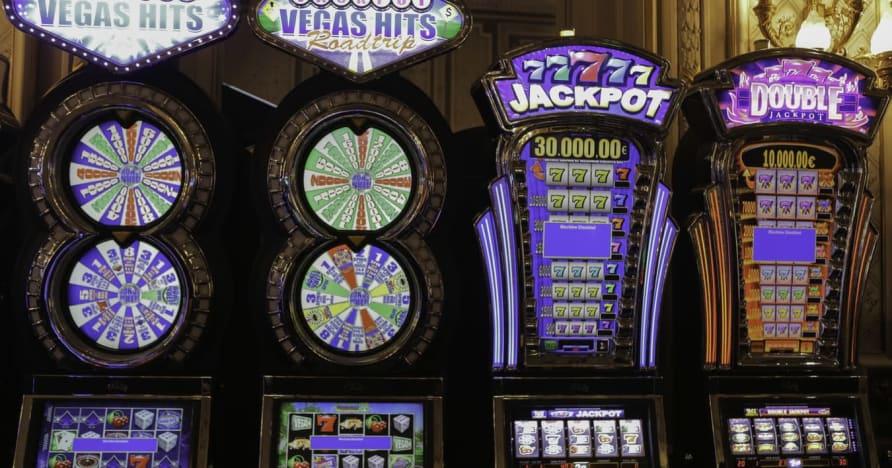Tajemství úspěchu online kasina