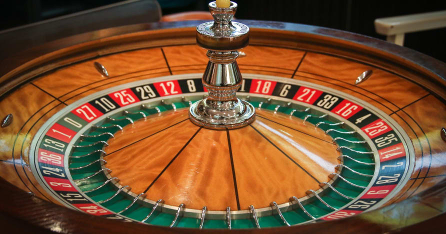 Online ruleta: Anti-Martingale Strategy