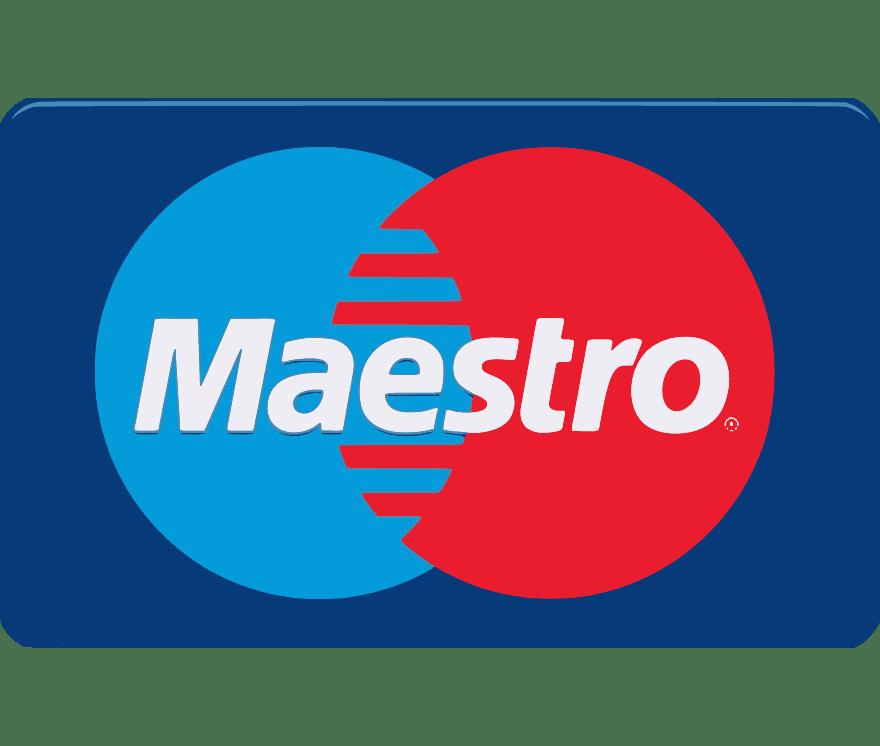 Top 31 Maestro Online Kasinos 2021 -Low Fee Deposits