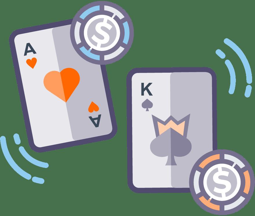 Hrajte Casino War Online -Top 3 nejvýše platící Online kasinos 2021